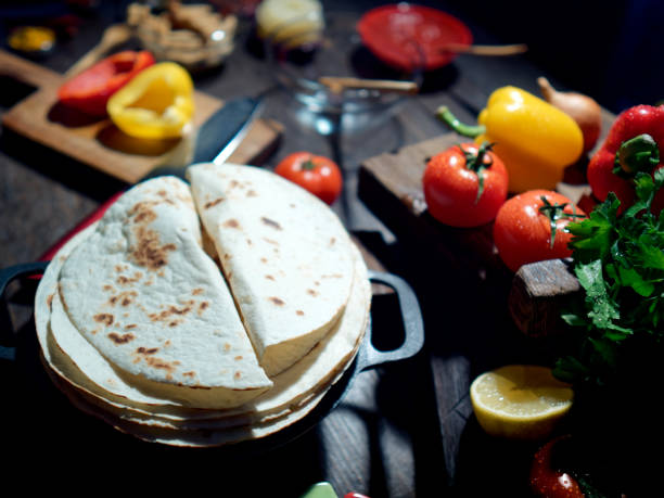 tortas de harina de maiz