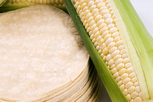 tortas de harina hecha con maiz